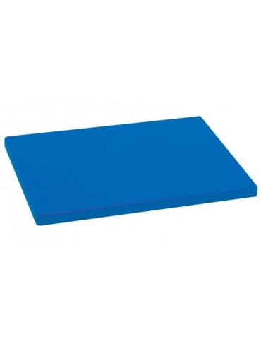 TABLA DE CORTE AZUL 400x300x20